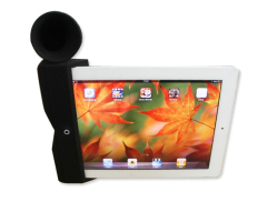 Hot speaker for Ipad