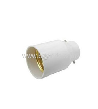 B22 lamp holders lamp base B22 to E27 base
