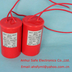BOPP film CBB60 AC motor run capacitor CBB60 with UL approval