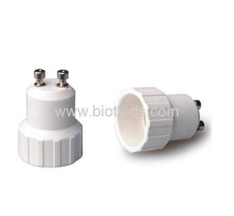 GU10 lamp holders lamp base GU10 to E14 lamp base