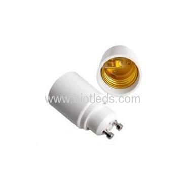 GU10 lamp holders lamp base GU10 to E27 base