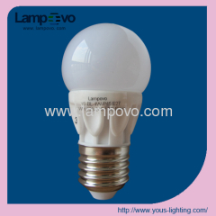 LED bulb lighting P45 SMD2835 E27 4W led lamp