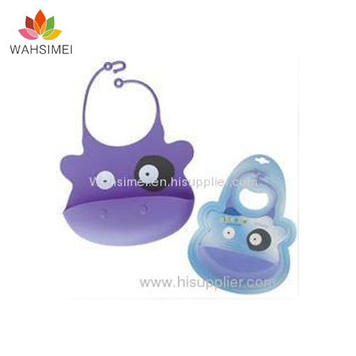 Hot Selling Silicone Baby Bibs