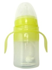 silicon baby bottles for baby