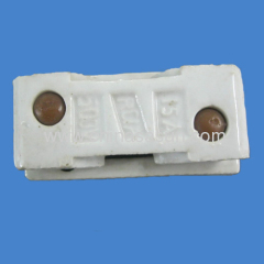 ceramic plug in fuse cutout