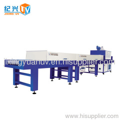 Infrared Heating Leveling Machine