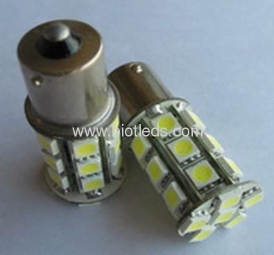 2.4W BA15S 25 SMD led car light