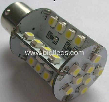 2W BA15S 40 SMD led car light