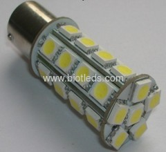 4W BA15D 30 SMD led car light