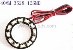 1W angle eye led car light CCFL Angle Eyes LED auto light