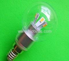 SMD led light smd lamps 6pcs 5630smd leds candle bulbs