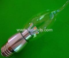 SMD led light smd lamps 6pcs 5630smd E27led candle bulbs