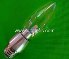 SMD led light smd lamps 6pcs 5630smd E27 candle bulbs