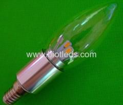 SMD led light smd lamps 8pcs 5630smd leds candle bulbs