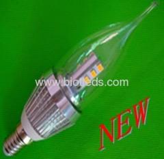 SMD led light smd lamps 9pcs 5630smd leds candle bulbs