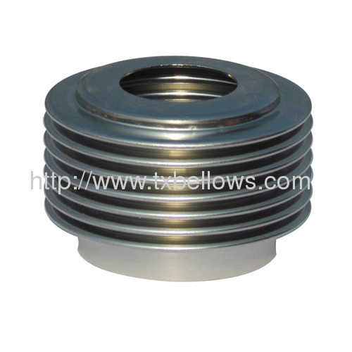 stainless steel 304 bellows for measuring instrument