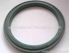John Deere Rear/oil seal 3,4, and 6 cylinder MaxiForce Part no. RE44574. Replaces part no. RE24959 Seal