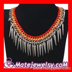 Tassel Necklace Fashion Jewelry