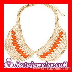 Metal Collar Necklace Wholesale