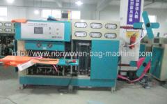 Soft loop forming machine soft handle sealing machine