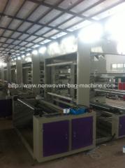non-woven fabric flexo printing machine printing machine
