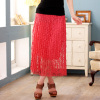 Sweet Accrodion Pleats Skirt