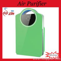 Green Air Purifier Ionizer
