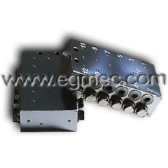 Modular Lubrication Progressive Distributor Block
