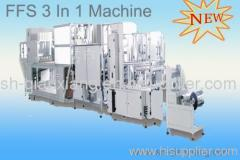 Forming Cutting Sealing 3 in 1 Machine