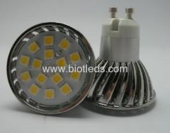 SMD spot light smd led bulb smd lamps GU10 base