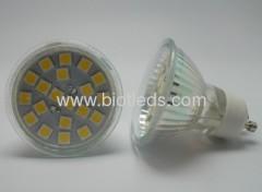 SMD spot light smd led bulbs smd lamps GU10 base