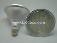 10W E27 70 SMD PAR38 led light