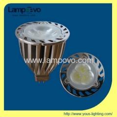 led lighting MR16 5W LED SPOTLIGHT 3*2W