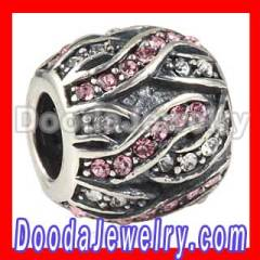 Sterling Silver european Forever Entwined Beads Charm Wholesale