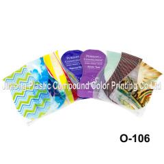 plastic flower pouch