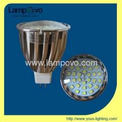 LED SPOTLIGHT 6W MR16 led lamp SMD2835