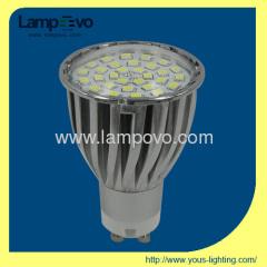 Led lamp lighting SMD2835 b6W GU10 Dimmable LED SPOTLIGHT