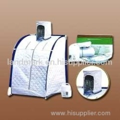 Portable steam sauna bath / Personal Steam Sauna Bath