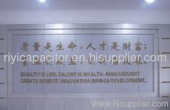 Cixi Riyi Capacitor Factory