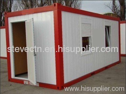 Sandwich Panelized Container Houses - Shipping Container Houses - Container Offices