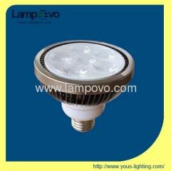 Led lighting 10W E27 LED PAR30 spotlight