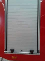 rolling shutters for fire trucks