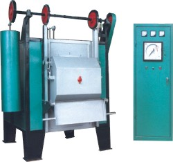 950℃ ENERGY-SAVING BOX-TYPE RESISTANCE FURNACES.
