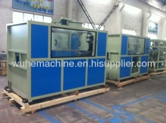 pipe traction machine