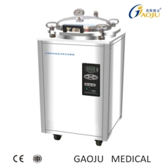 Electric Heating clamshell-type Steam Sterilizer 50L