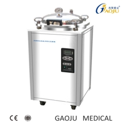 Electric Heating clamshell-type Steam Sterilizer 30L