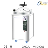 Vertical Stainless Steel Pressure Steam Sterilizer (Hand wheel type)
