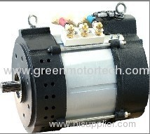 brushless motor 5kW use in electric golf carts HPQ5-4