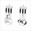 Plastic handle-kitchen utensils
