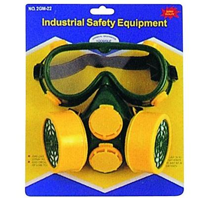 Respirator Mask Acne Face Mask Combined Mask gas mask